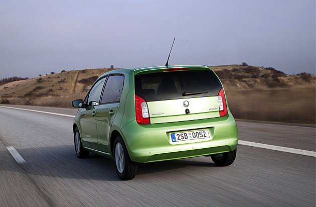test skoda citigo giver utrolig v rdi for pengene. Black Bedroom Furniture Sets. Home Design Ideas