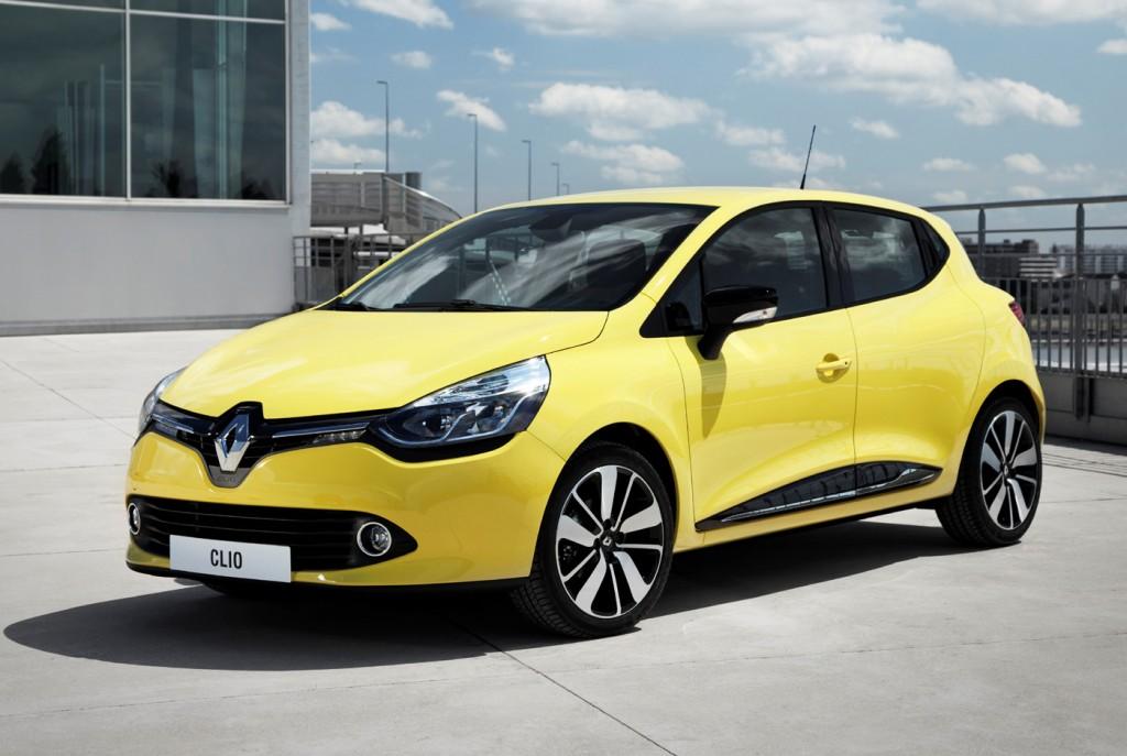 Agressive priser på ny Renault Clio