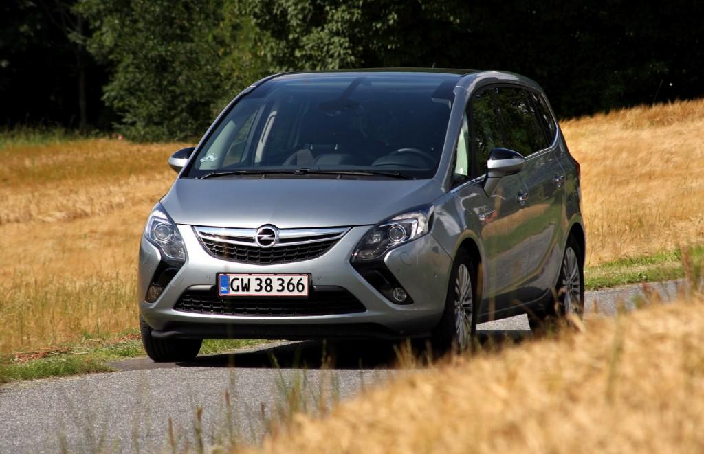 Opel indfører returret på nye biler