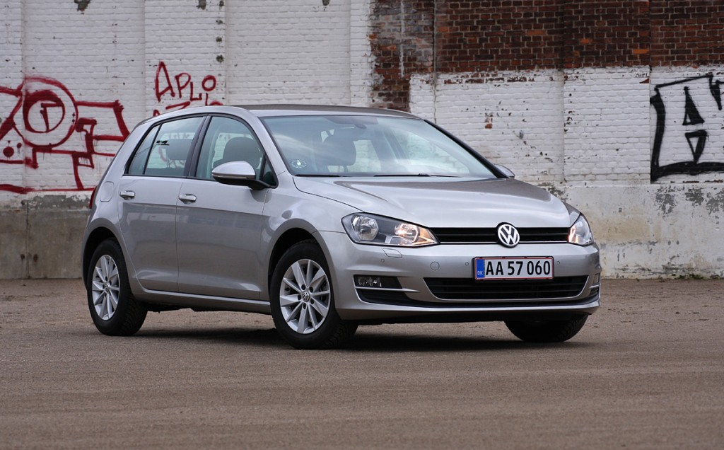 test vw golf 7 er mere perfekt end passioneret. Black Bedroom Furniture Sets. Home Design Ideas