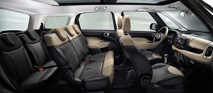 Tidsmæssigt XL-udgave af Fiat 500L får plads til 7 IU-49
