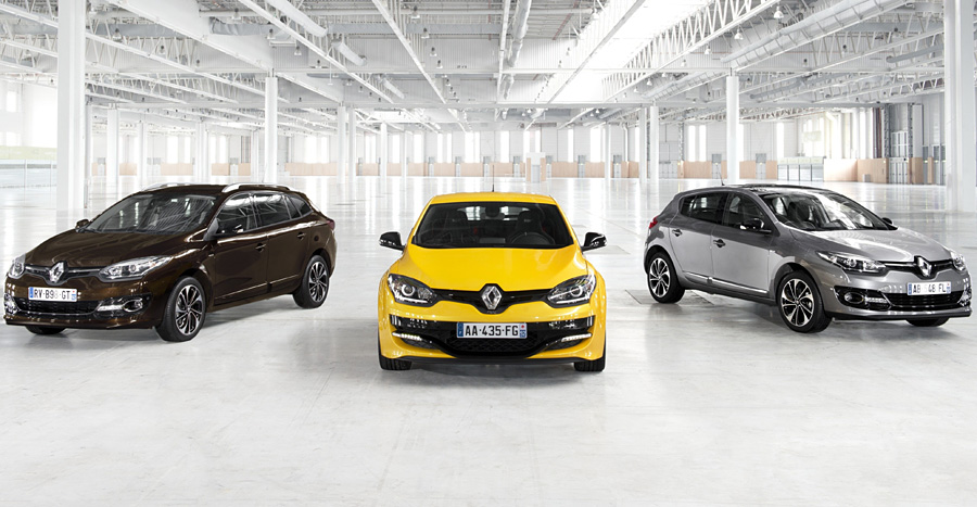 Renault Megane får stor næse og små priser - Hvilkenbil.dk