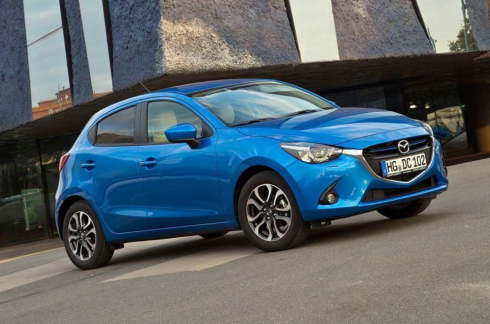 Ny Mazda 2 begynder ved 134.000 kr. - Hvilkenbil.dk
