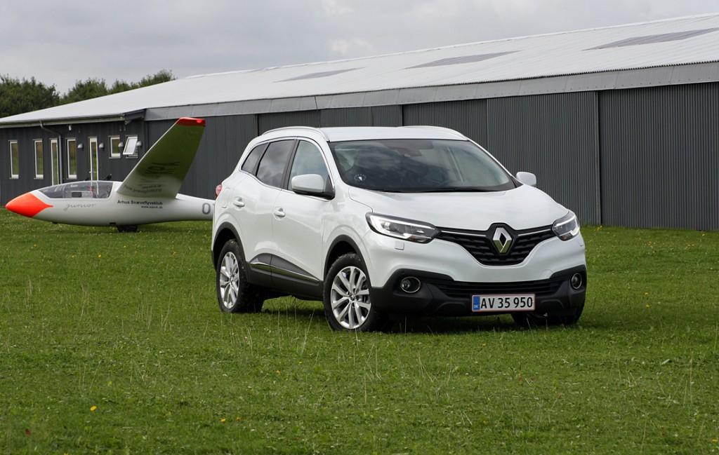 TEST: Knapt nok flyvefærdig Renault Kadjar - Hvilkenbil.dk
