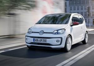 VW Up blev henvist til andenpladsen over Danmarks mest solgte biler i 2017 - men VW blev det bedst sælgende mærke.