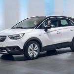 Crossland X bliver den første Opel, der deler teknik med Peugeot og Citroën. Med PSA's køb af Opel er det kun begyndelsen.