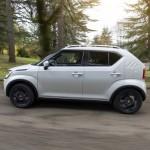 Kantet og kompakt på den cool måde - Suzuki Ignis ligner ikke noget andet i mikroklassen.