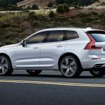 Man genkender både noget XC90 og den gamle XC60 i anden generation af XC60 - Volvos absolutte topsælger.
