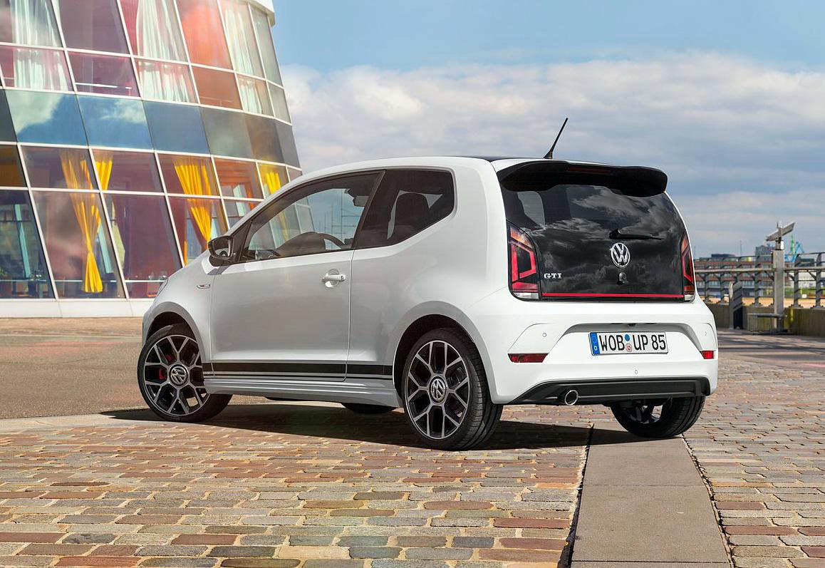 Topmoderne VW Up GTI lader vente på sig - Hvilkenbil.dk XJ-69