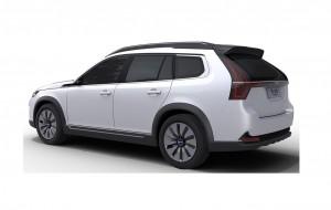 Nevs vil også tilbyde en eldrevet crossover baseret på Saab 9-3X fra 2009.