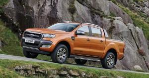 Ford Ranger er suverænt den mest solgte pick-up i Europa. Nu får den øget konkurrence.