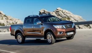 Nissan Navara er den tredje mest solgte pick-up i Europa. Mercedes og Renault laver deres egne udgaver i et forsøg på at få en bid af det voksende pick-up marked.