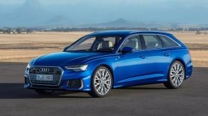 Audi A6 Avant holder fast i de ydre mål, men bliver mere rummelig.