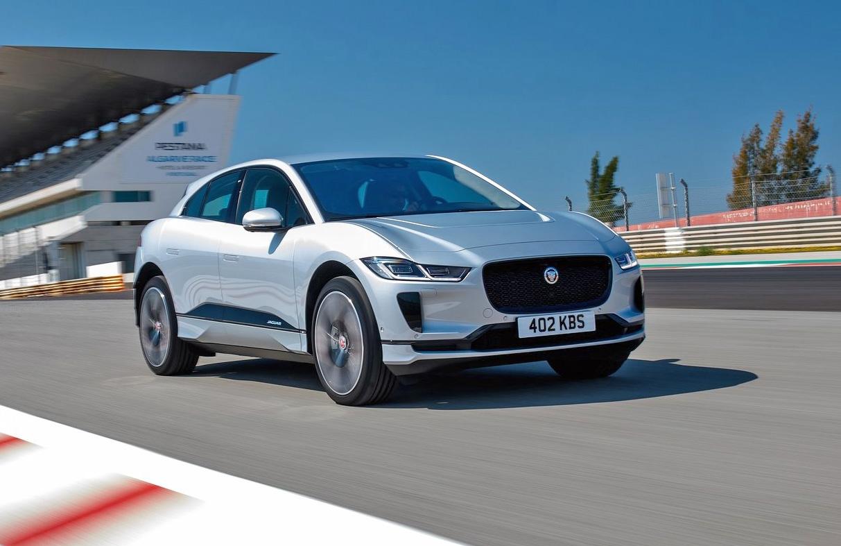 Jaguar I Pace Pris Danmark