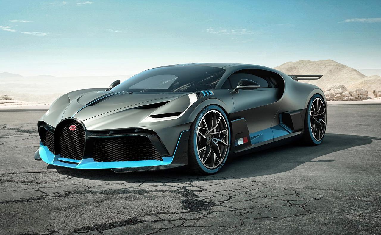 Super-Bugatti revet væk - Hvilkenbil.dk