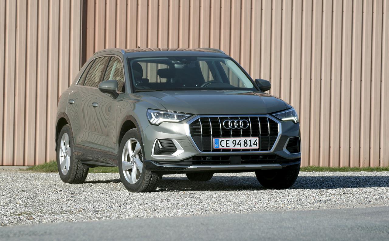 Audi Q3 Er En Vinder Hvilkenbildk