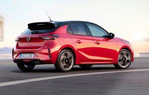 Opel viser ny Corsa