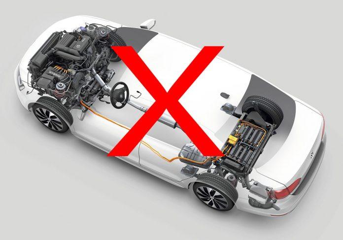 Hybridbiler