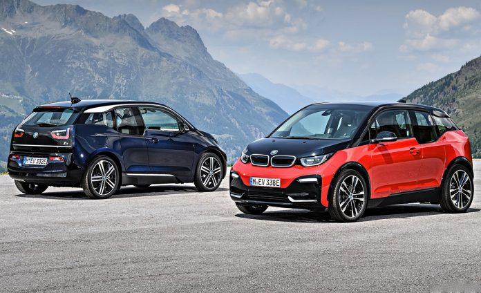 BMW i3 afløser