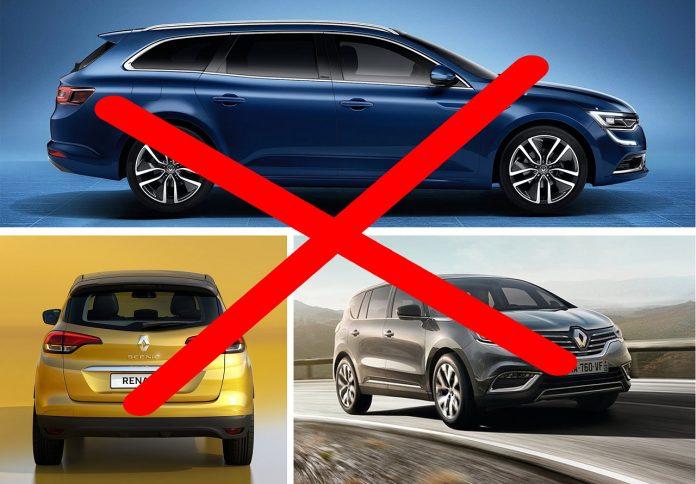Renault renser ud