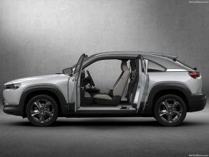 Mazda elbil
