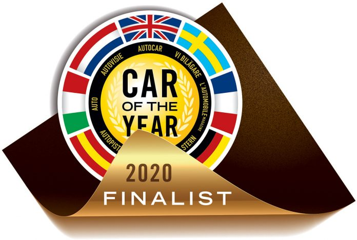 årets bil i europa