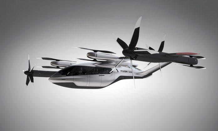 flyvende hyundai