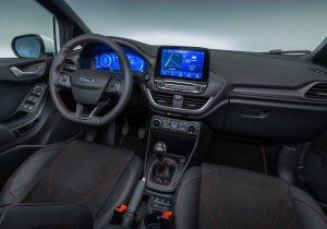 Fiesta facelift